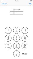 Apple iPhone 7 - Sécuriser votre mobile - Personnaliser le code PIN de votre carte SIM - Étape 9