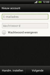 HTC A320e Desire C - E-mail - Handmatig instellen - Stap 7