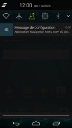Acer Liquid Jade S - Paramètres - Reçus par SMS - Étape 4