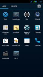 Fairphone Fairphone 1 - WiFi - Verbinden met een netwerk - Stap 4