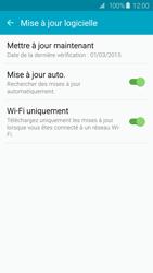 Samsung G925F Galaxy S6 Edge - Appareil - Mises à jour - Étape 7