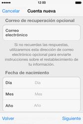 Apple iPhone 4S iOS 7 - Aplicaciones - Tienda de aplicaciones - Paso 15