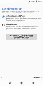 Sony Xperia XZ2 - E-mails - Ajouter ou modifier votre compte Outlook - Étape 14