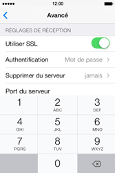 Apple iPhone 4 - E-mails - Ajouter ou modifier un compte e-mail - Étape 22