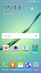 Samsung Galaxy S6 Edge - Applicaties - Downloaden - Stap 1