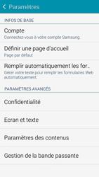 Samsung Galaxy S5 mini - Internet - Configuration manuelle - Étape 21