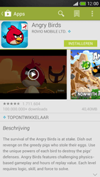 HTC One Mini - Applicaties - Downloaden - Stap 17