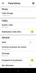 Alcatel 1X - Photos, vidéos, musique - Créer une vidéo - Étape 8