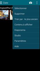 Samsung Galaxy Alpha - Photos, vidéos, musique - Envoyer une photo via Bluetooth - Étape 5