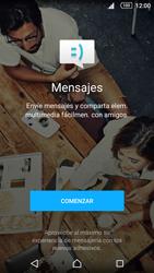 Sony Xperia Z5 - Mensajería - Escribir y enviar un mensaje multimedia - Paso 4