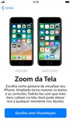 Apple iPhone 8 - Primeiros passos - Como ativar seu aparelho - Etapa 28