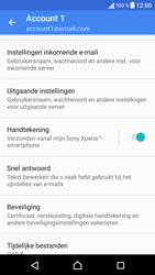 Sony Xperia X (F5121) - E-mail - Instellingen KPNMail controleren - Stap 10