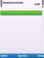 Nokia C5-00 - SMS - handmatig instellen - Stap 7