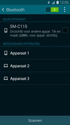 Samsung Galaxy K Zoom 4G (SM-C115) - Bluetooth - Headset, carkit verbinding - Stap 6
