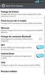 LG E975 Optimus G - Réseau - utilisation à l'étranger - Étape 8