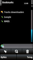 Nokia X6-00 - Internet - internetten - Stap 11