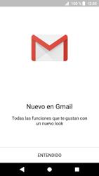 Sony Xperia XZ1 - E-mail - Configurar Gmail - Paso 5