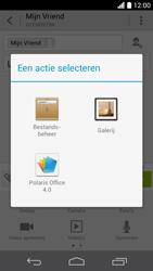 Huawei Ascend P6 LTE - MMS - Afbeeldingen verzenden - Stap 12