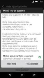 HTC One M8s - Appareil - Mise à jour logicielle - Étape 8