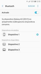 Samsung Galaxy A3 (2017) (A320) - Bluetooth - Conectar dispositivos a través de Bluetooth - Paso 9