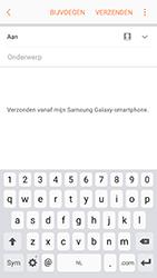Samsung Galaxy A5 (2017) - E-mail - e-mail versturen - Stap 5