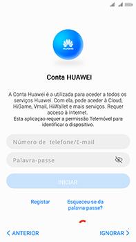Huawei Mate 10 - Primeiros passos - Como ligar o telemóvel pela primeira vez -  15
