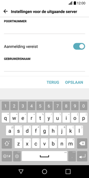 LG G6 (LG-H870) - E-mail - Instellingen KPNMail controleren - Stap 20
