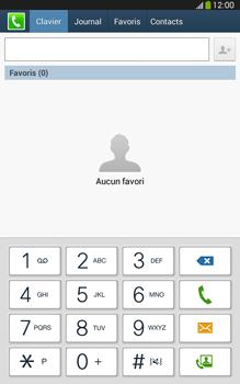 Samsung T315 Galaxy Tab 3 8-0 LTE - Messagerie vocale - Configuration manuelle - Étape 4