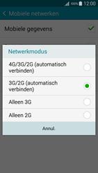 Samsung A500FU Galaxy A5 - Netwerk - Wijzig netwerkmodus - Stap 7
