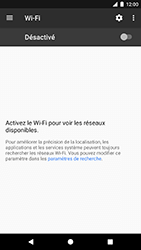 Google Pixel - Wifi - configuration manuelle - Étape 4