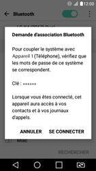 LG K4 2017 - WiFi et Bluetooth - Jumeler votre téléphone avec un accessoire bluetooth - Étape 7
