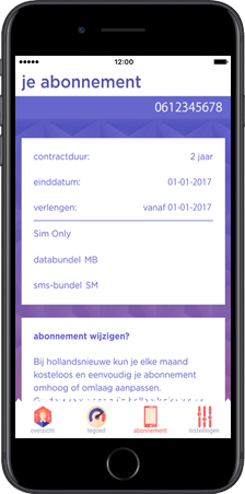 Apple iPhone XS - apps - hollandsnieuwe app gebruiken - stap 10
