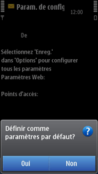 Nokia N8-00 - Internet - Configuration automatique - Étape 6