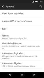 HTC One M8s - Appareil - Mise à jour logicielle - Étape 6