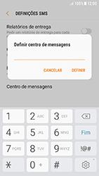 Samsung Galaxy A5 (2016) - Android Nougat - SMS - Como configurar o centro de mensagens -  9