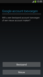 Samsung I9195 Galaxy S IV Mini LTE - Applicaties - Account aanmaken - Stap 4