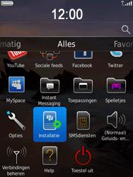 BlackBerry 9800 Torch - E-mail - Handmatig instellen - Stap 4
