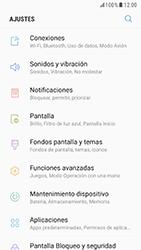 Samsung Galaxy S6 - Android Nougat - Funciones básicas - Activar o desactivar el modo avión - Paso 4