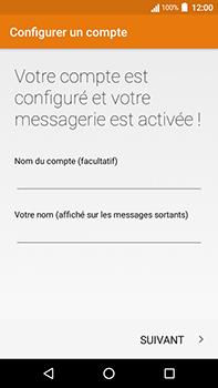 Acer Liquid Zest 4G Plus - E-mail - Configuration manuelle - Étape 20