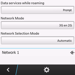 BlackBerry Q10 - Network - Usage across the border - Step 11