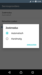 Sony Xperia XZ Premium - Netwerk - gebruik in het buitenland - Stap 12