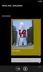 Nokia Lumia 820 LTE - MMS - envoi d'images - Étape 11