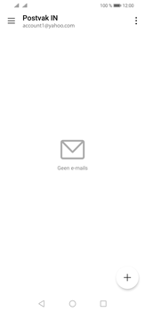 Huawei P30 Lite - E-mail - e-mail instellen (yahoo) - Stap 4