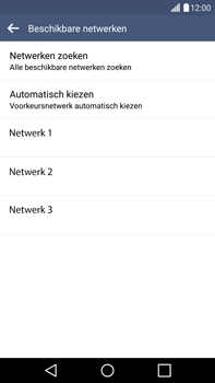 LG H815 G4 - Netwerk - gebruik in het buitenland - Stap 11