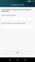 Huawei P8 Lite - E-mail - Configuration manuelle - Étape 19