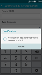 Samsung G850F Galaxy Alpha - E-mail - Configuration manuelle - Étape 16