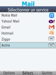 Nokia 301-1 - E-mail - Configuration manuelle - Étape 6