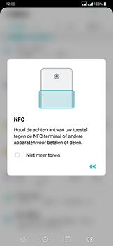 LG g7-fit-dual-sim-lm-q850emw - NFC - NFC activeren - Stap 4