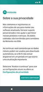 Motorola Moto G7 - Primeiros passos - Como ativar seu aparelho - Etapa 17