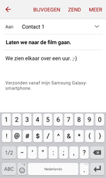 Samsung Galaxy J1 (2016) (J120) - E-mail - Bericht met attachment versturen - Stap 10